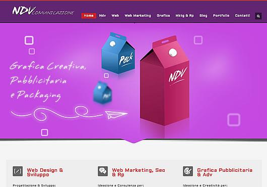 Ndv Comunicazione è un'Agenzia di Comunicazione e Web  Marketing Agency a Roma che realizza siti internet, e-commerce, relazioni pubbliche e posizionamento Seo