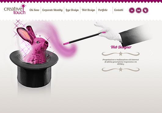 Lidia Cestari è una graphic designer specializzata in corporate identity, loghi e web design